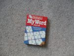 Waddingtons MyWord card game 1983